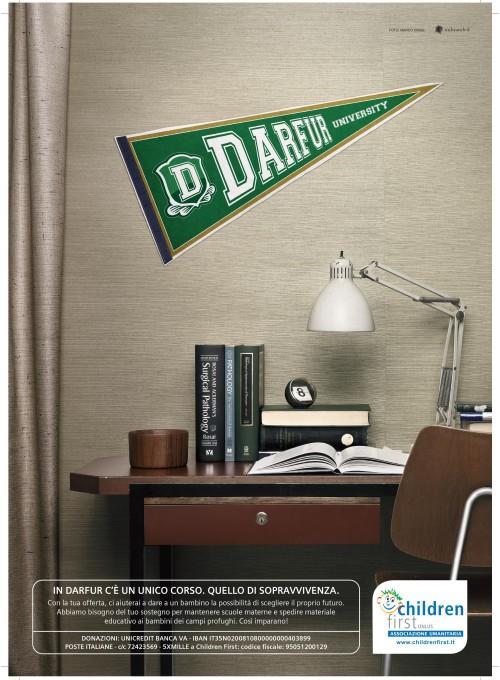 Darfur - University