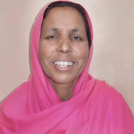 Shazia, collaboratr